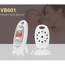 Wireless Video Baby Monitor Audio Music Camera Temperature Nanny Monitor