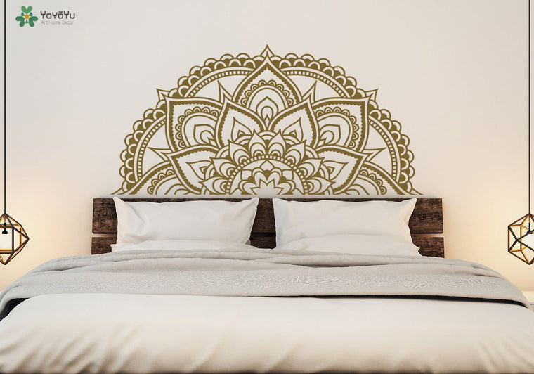 Ganesha Mandala Wall Sticker