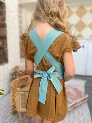 Doll Carrier - Teal