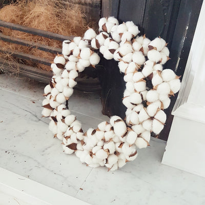 ANZAC Cotton Wreath