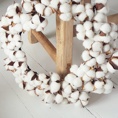 Australian Cotton ANZAC Wreath