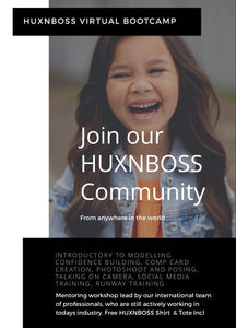 HUXNBOSS VIRTUAL JNR BOOTCAMP AGES 4-8