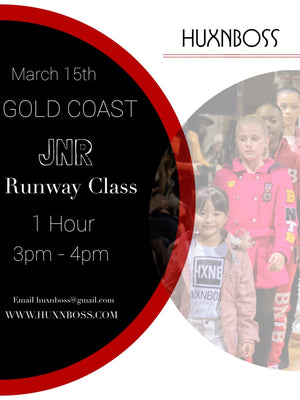 JNR Runway Class, March 15th