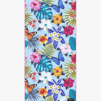 In Bloom-Beach-Towel