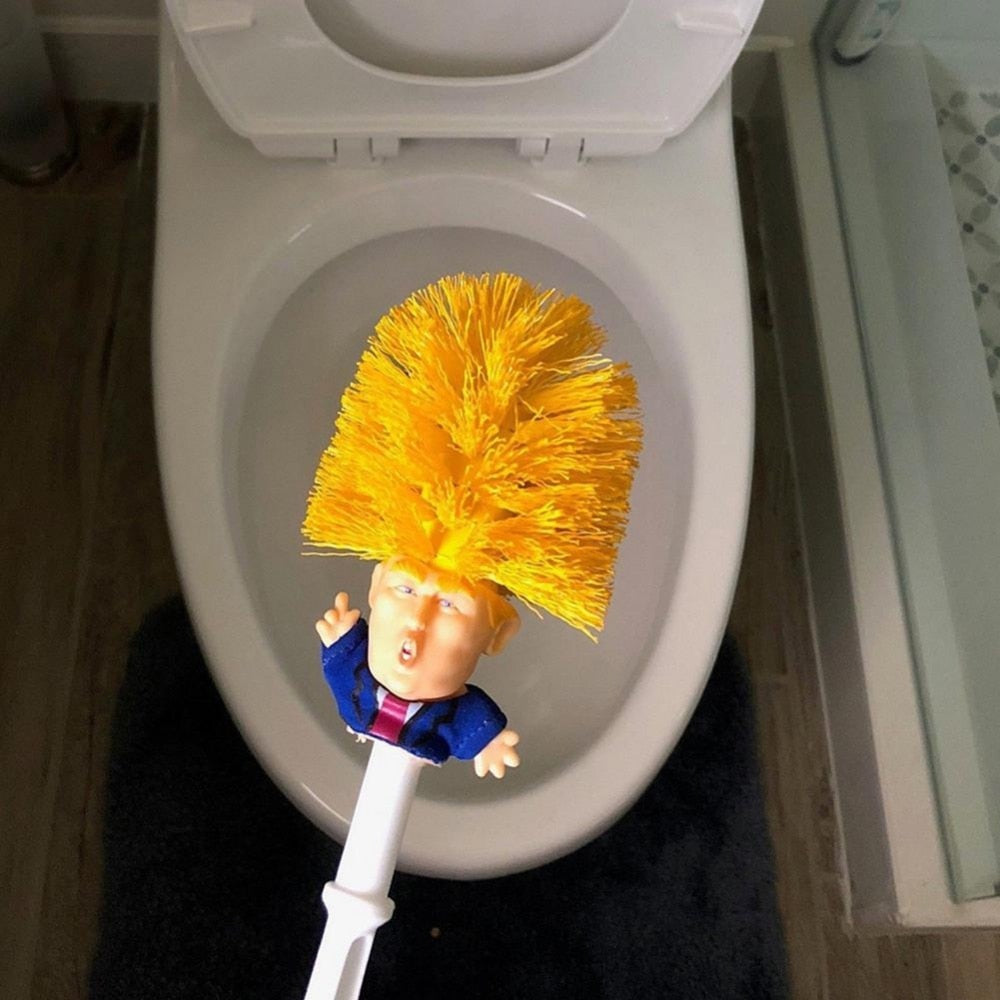 Trump Toilet Cleaner
