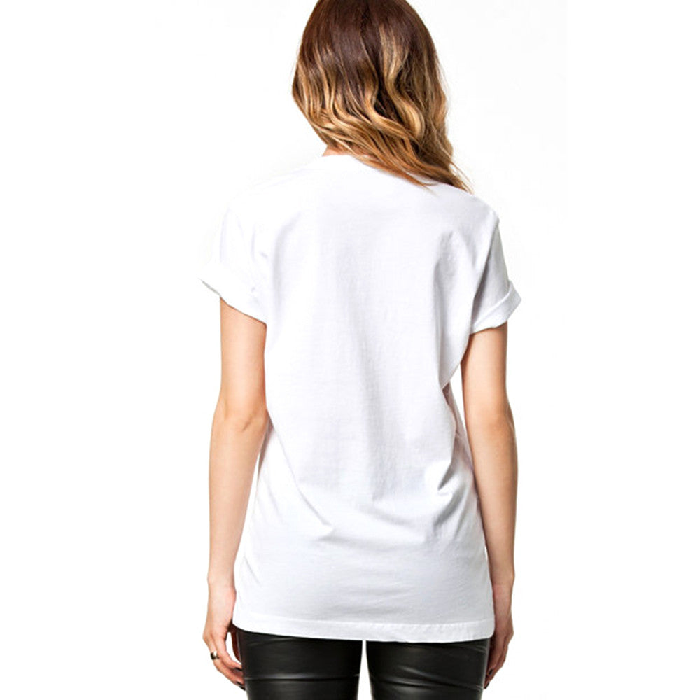 Women's Cotton Breast T-shirt