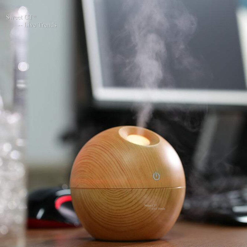 USB  Essential Oil Diffuser Humidifier