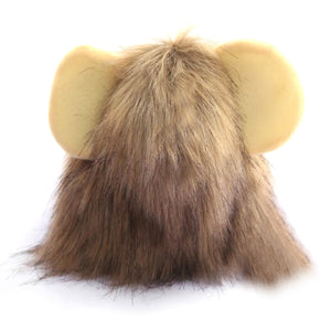 Lion Mane For Pets (Smalls Cats Or Dogs)