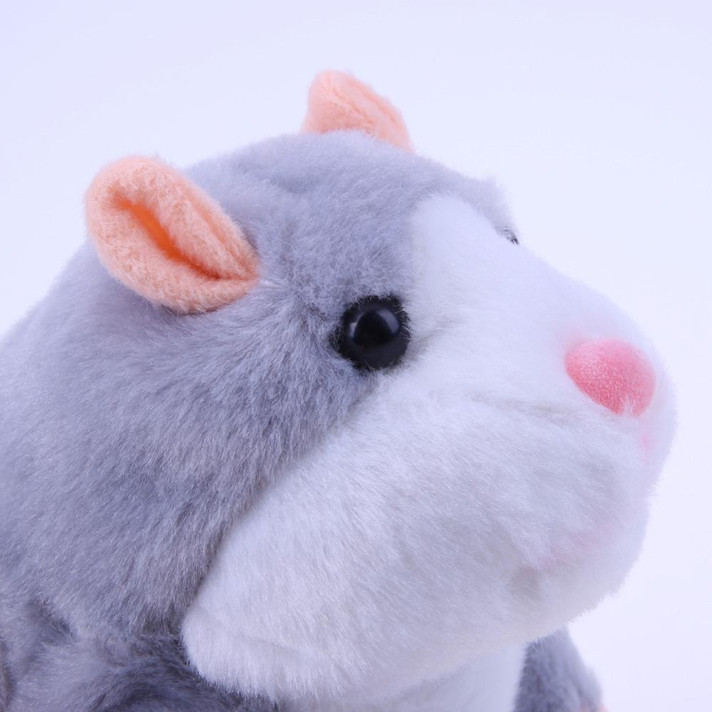 Lovely Baby Talking Hamster Plush Toy