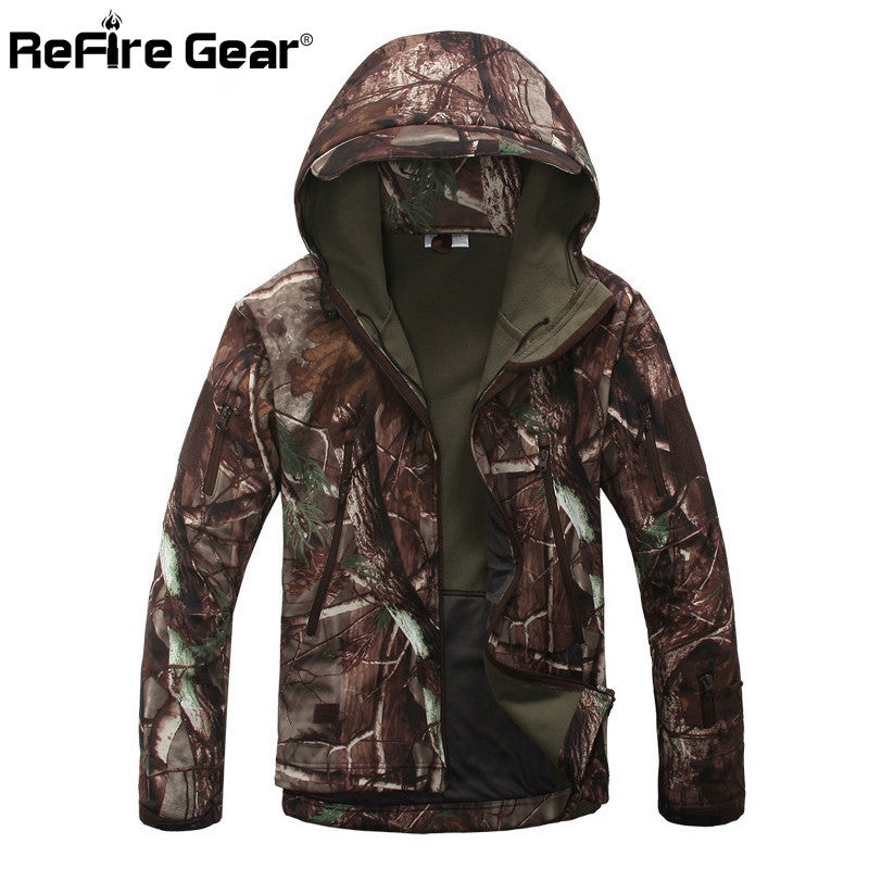 V4 Military Tactical Jacket