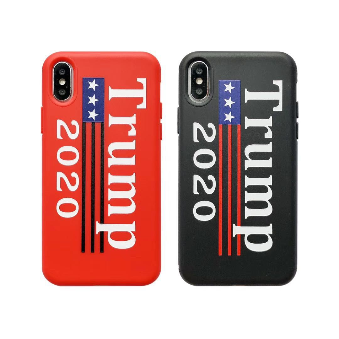 Trump 2020 Pattern Phone Case