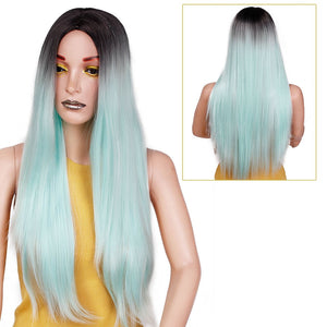 Ultra Realistic Synthetic Wig