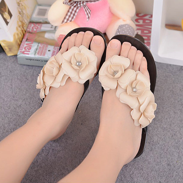 Summer Sweet Girls Slippers