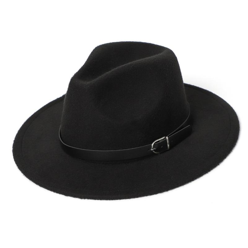 Stylish Felt Fedora Hat