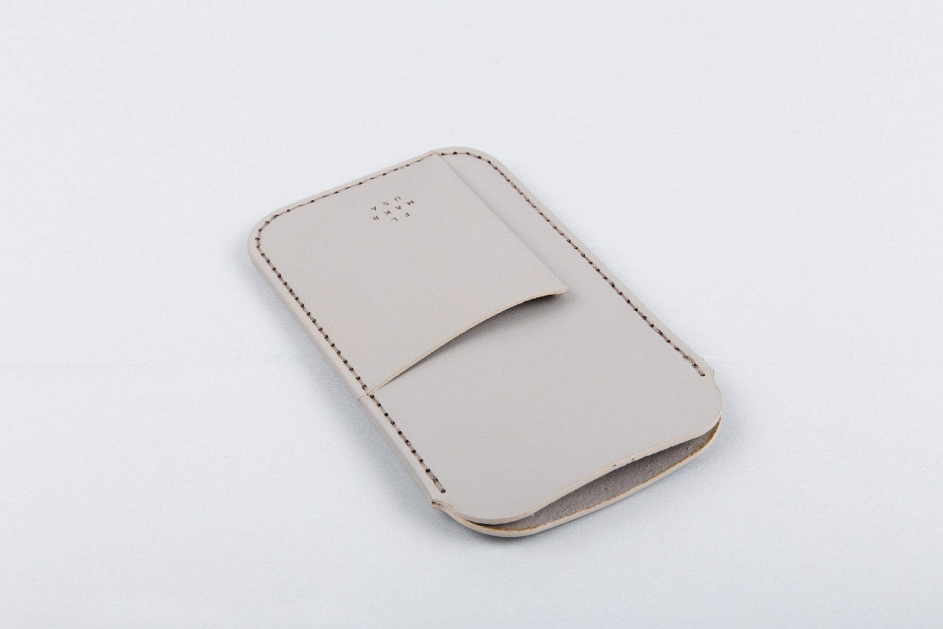 MAKR iPhone 7 Plus / Card Sleeve - Grey