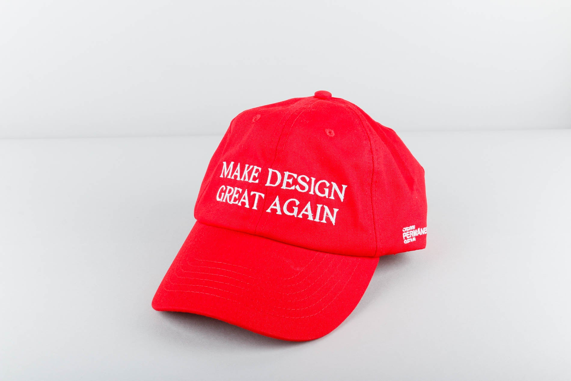 Semi Permanent Worktones Cap - Red