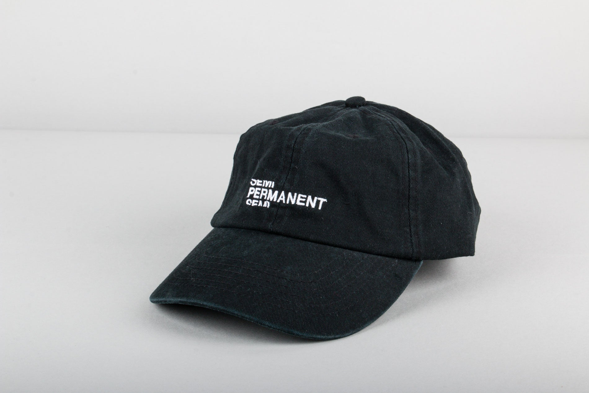 Semi Permanent Worktones Cap - Faded Black