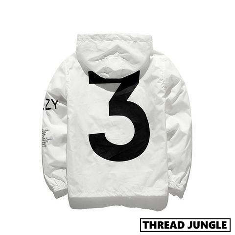 INVITATION 3 WINDBREAKER