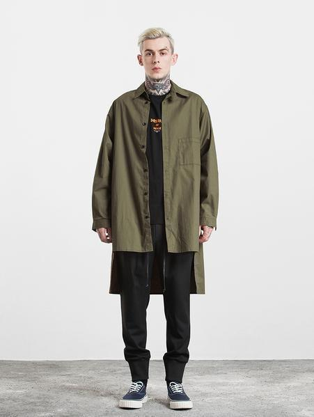 ENIGMA Trench Coat