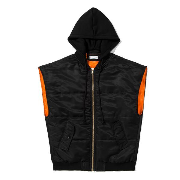 MONIER HOODED VEST