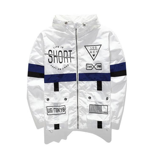 Outerwear - FULL METAL Windbreaker