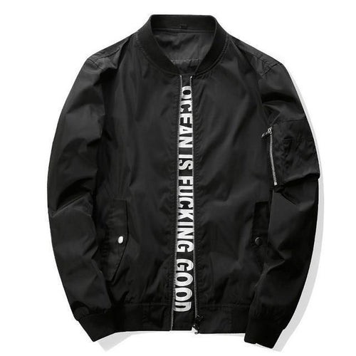 Outerwear - OCEANS Flight Jacket