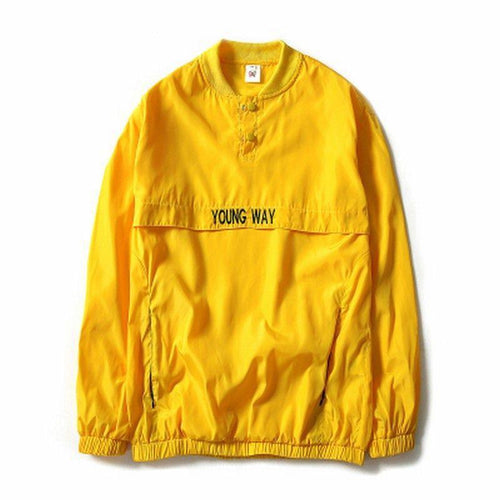 Outerwear - YOUNG WAVY Windbreaker
