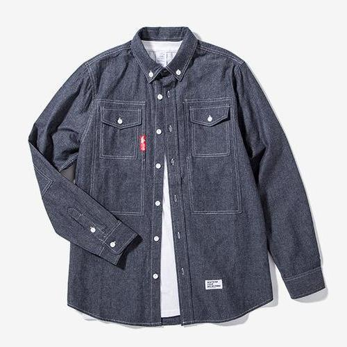 MA1 DENIM FLANNEL