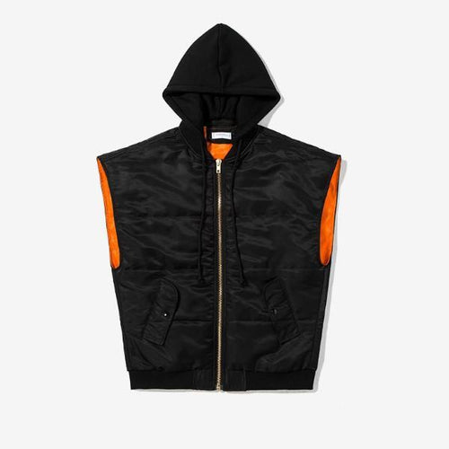 """THE EIGHTH"" HOODED VEST"