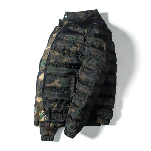MA1 CAMO BUBBLE JACKET