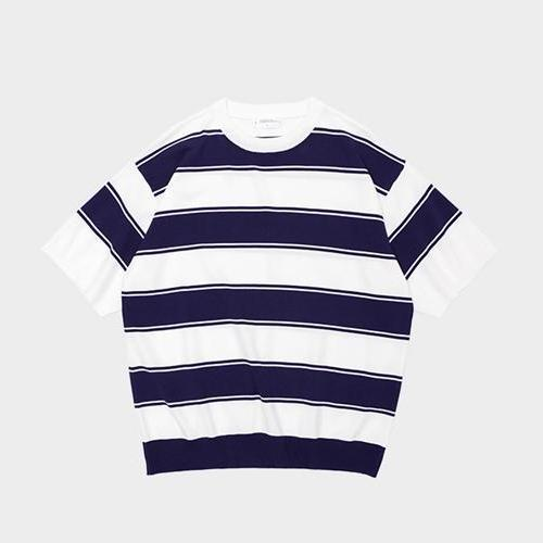 BOUJEE STRIPED T-SHIRT