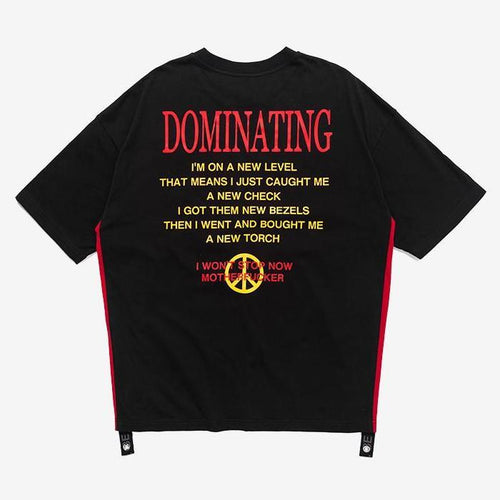 DOMINATING T-SHIRT