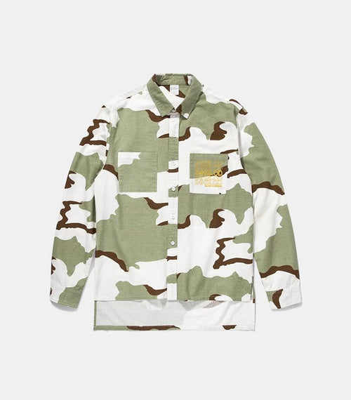 KAVANAUGH CAMO SHIRT