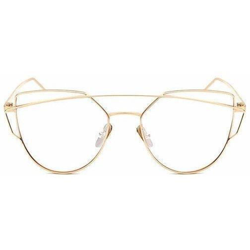 Women Glasses - VIVIENNE GOLD