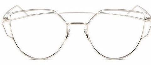 Women Glasses - VIVIENNE SILVER