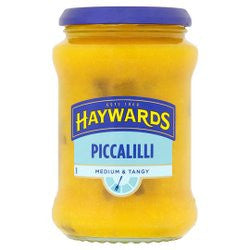 Piccalilli Medium and Tangy Proper Piccalilli 400g