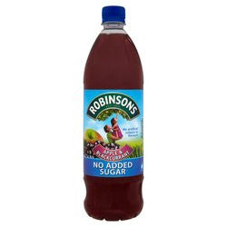 Apple & Blackcurrant NO ADDED SUGAR 1ltr