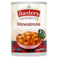 Minestrone Soup 400g