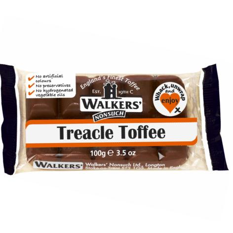Treacle Toffee Bar BB:28/02/18
