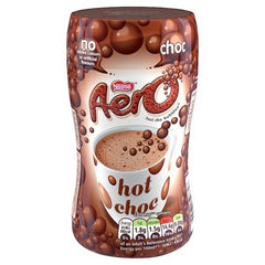 Aero Hot Chocolate Drink Jar low fat