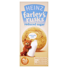 Baby Rusks- Reduced Sugar (9)