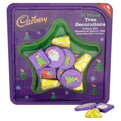 Christmas Tree Decorations Parcel-Proper Dairy Milk