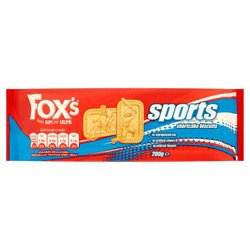 Sports Biscuits - A great English dunking biscuit