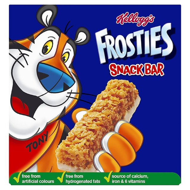 UK Frosties Bar (4x25g)