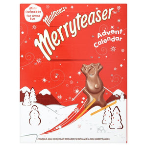 MerryTeaser Advent Calendar 108g