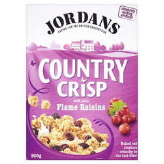 Country Crisp Flame RaisinBB 16/10/18