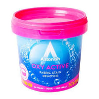 Astonish Oxy Active Fabric Stain Remover 500g