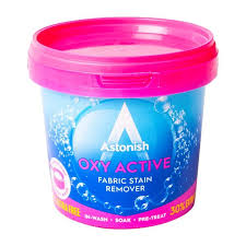 Astonish Oxy Active Fabric Stain Remover
