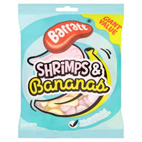 Barratt Shrimp & Bananas 220g