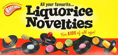 Barratt Liquorice Novelties